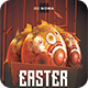 Happy Easter Flyer - GraphicRiver Item for Sale