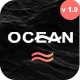 Ocean - Modern WordPress Theme for Bloggers
