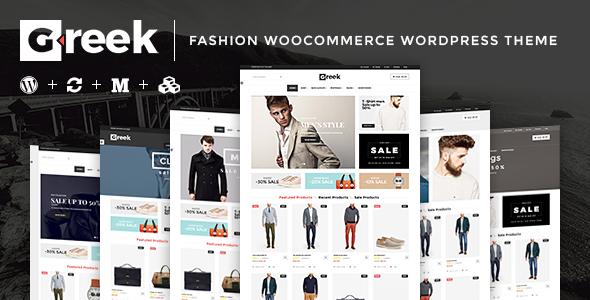 VG Greek - Fashion WooCommerce WordPress Theme - WooCommerce eCommerce
