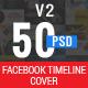 50 Facebook Timeline Cover Vol-2 - GraphicRiver Item for Sale
