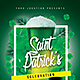 Saint Patrick's Celebration - GraphicRiver Item for Sale