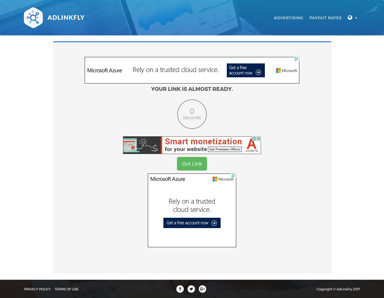AdLinkFly - Gana dinero acortando URLs 7