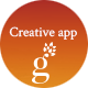 Creative Apps- Mobile Apps PSD Template Nulled