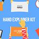 Hand Explainer Kit - VideoHive Item for Sale