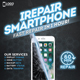 Smartphone Repair 7 Flyer/Poster - GraphicRiver Item for Sale