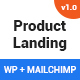 One - WordPress Product Landing Page Nulled