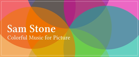 Sam stone colorful music for picture