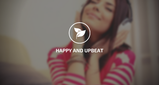 Happy And Upbeat