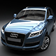 AUDI Q7 - 3DOcean Item for Sale
