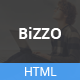 Bizzo - Multipurpose HTML5 Template - ThemeForest Item for Sale