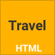 Travel HTML - Tour & Travel HTML Template for Travel Agency and Tour Operator