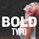 Bold Typo -Typographic Intro - VideoHive Item for Sale