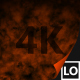 Fire Smoke Background - VideoHive Item for Sale