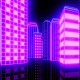 City Night Glow Colorful - VideoHive Item for Sale