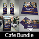 Cafe - Coffee Shop Advertising Bundle Vol.4
