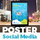 Social Media Marketing Poster