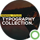 Download Animated Typography Pack from VideHive