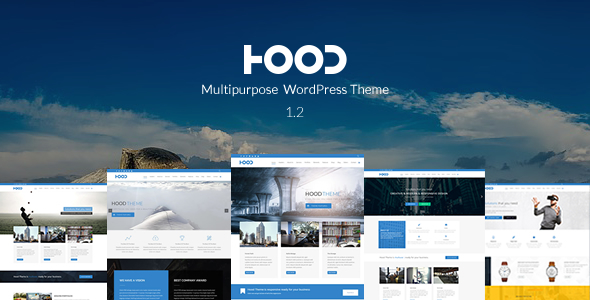 Hood | Responsive Multi-Purpose Theme