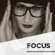 FOCUS - Minimal Powerpoint Presentation - GraphicRiver Item for Sale