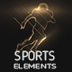 HUD Sports Elements (Pack 360+) - VideoHive Item for Sale