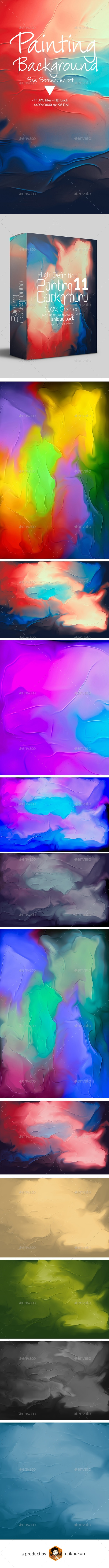 Painting Background - Backgrounds Graphics