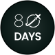 EightyDays - A WordPress Travel Theme For Travel Blogs Nulled