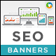 HTML5 SEO Banners - GWD - 7 Sizes(BEE-109)