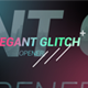 Elegant Glitch Opener - VideoHive Item for Sale