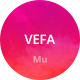 Vefa Multipurpose Muse Template Nulled