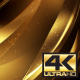 4K Elegant Gold Background 2 - VideoHive Item for Sale
