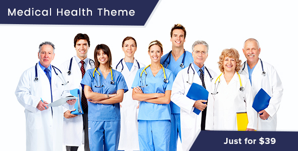 MediHeal – Ultimate Health & Medical Theme