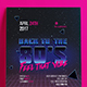 Back to the 80s - GraphicRiver Item for Sale
