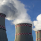 Smoking Chimneys Of Power Plant - VideoHive Item for Sale