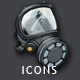 Survival Icons - GraphicRiver Item for Sale