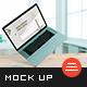 Macbook Mock-Up - GraphicRiver Item for Sale