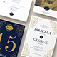 Wedding Invitation Suite - Isabella - GraphicRiver Item for Sale