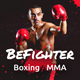 BeFighter - Boxing Event / Mixed Martial Arts / Fight Club Responsive Muse Template Nulled