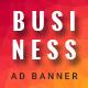Panna   Business HTML 5 Animated Google Banner