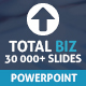 Total Biz Powerpoint Presentation Template - GraphicRiver Item for Sale