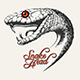 Snake Head Illustration - GraphicRiver Item for Sale