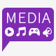 Media Youtube Banners - GraphicRiver Item for Sale