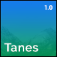Tanes - Creative Coming Soon Template - ThemeForest Item for Sale