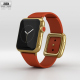 Apple Watch Edition 38mm Yellow Gold Case Red Modern Buckle