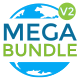 Infographics Mega Bundle - VideoHive Item for Sale