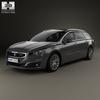 Peugeot 508 (mk1f) sw 2014 590 0001.  thumbnail