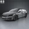 Peugeot 508 (mk1f) sw 2014 590 0003.  thumbnail