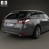 Peugeot 508 (mk1f) sw 2014 590 0007.  thumbnail