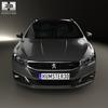 Peugeot 508 (mk1f) sw 2014 590 0010.  thumbnail