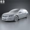 Peugeot 508 (mk1f) sw 2014 590 0011.  thumbnail