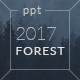 Forest - PowerPoint Presentation Template - GraphicRiver Item for Sale